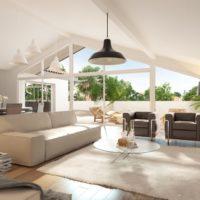 Appartement 137m² grande terrasse