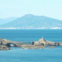 T2 40m² terrasse vue mer Biarritz