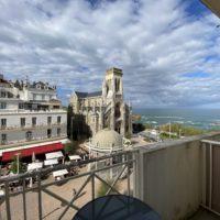 Biarritz- cœur de Ville - T4 vue Mer à 50 m de la Plage